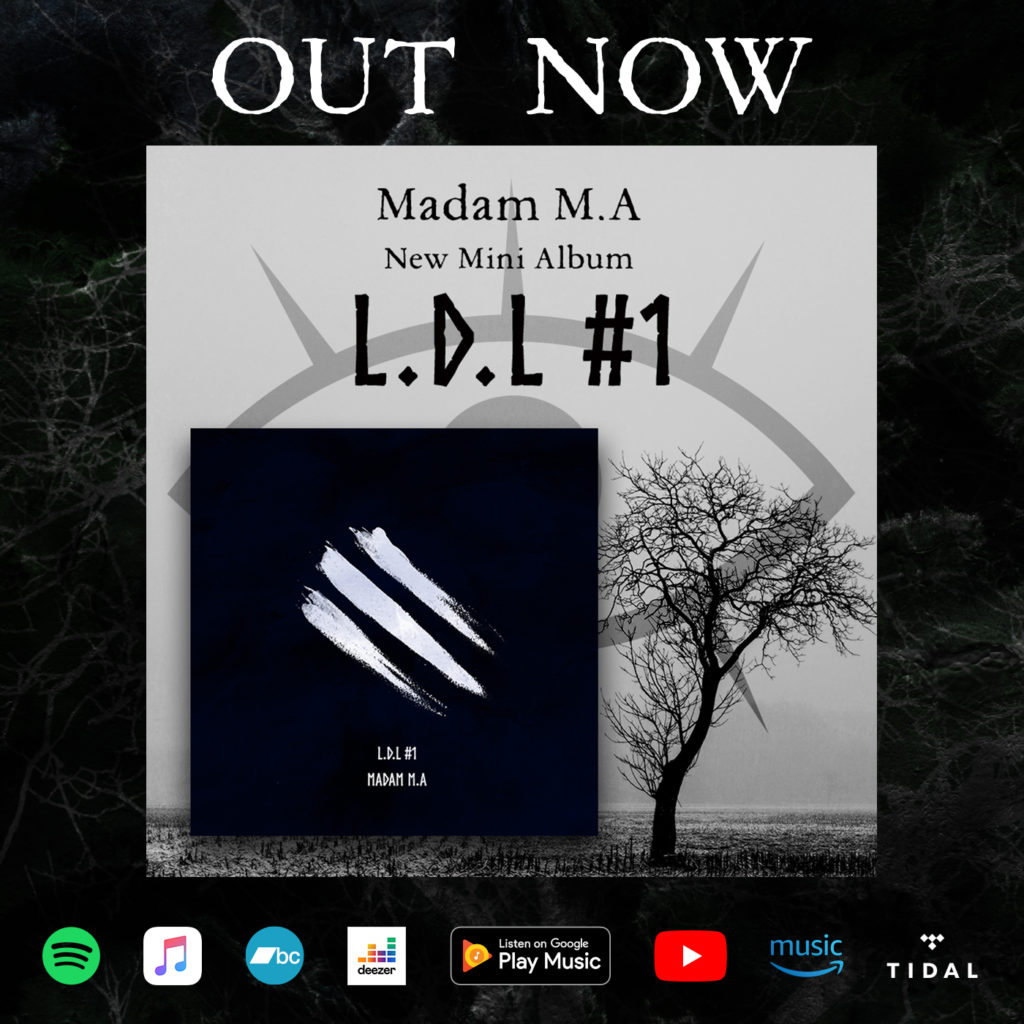 Madam M.A New Mini Album 'L.D.L #1' 20.12.2019 OUT